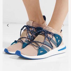 Adidas Women's Rare Arkyn Boost Ash Pearl Sneakers